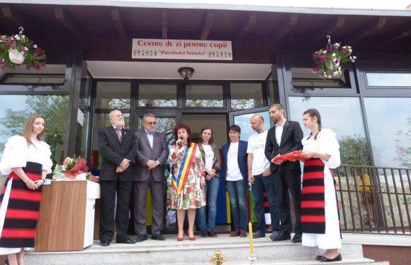 """Inaugurare – Centru de zi pentru copii """"PRICHINDEII SEINIULUI"""""""