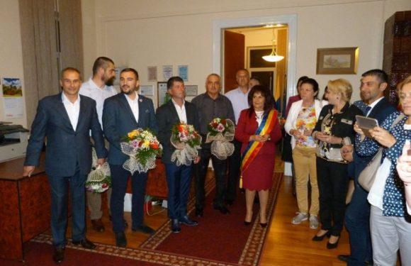 Vizita delegației de europarlamentari din Comisia Regi la Seini