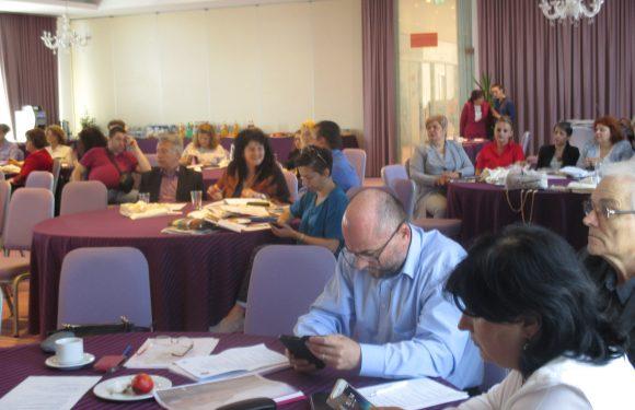 Conferință București, Mai 2017
