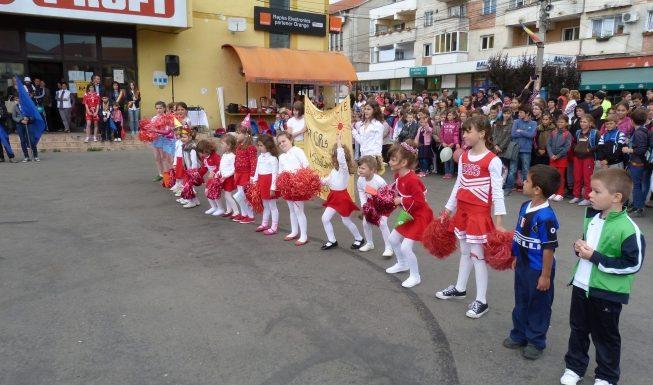 Parada sportivilor seineni -1 iunie 2014