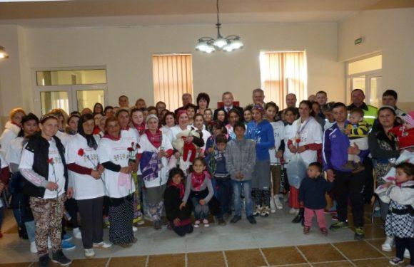 8 Martie 2017- Ziua Femeii in comunitatea roma