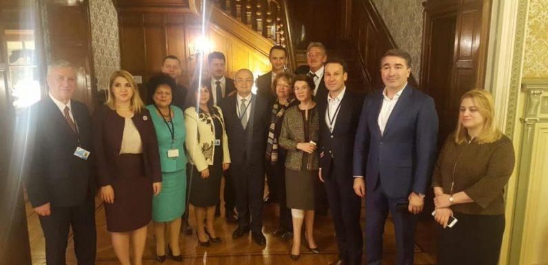 SESIUNEA PLENARĂ A COMITETULUI EUROPEAN AL REGIUNILOR COR – BRUXELLES – FEBRUARIE 2020