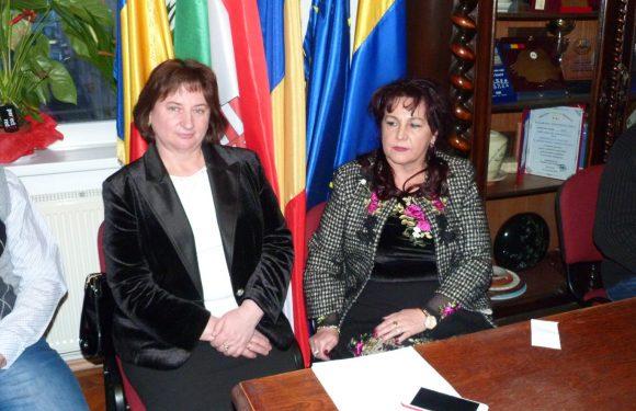 VIZITA DOAMNEI NATALIA PETREA PRIMARUL LOCALITĂȚII COSTEȘTI RAIONUL IALOVENI DIN REPUBLICA MOLDOVA – 1 MARTIE 2018